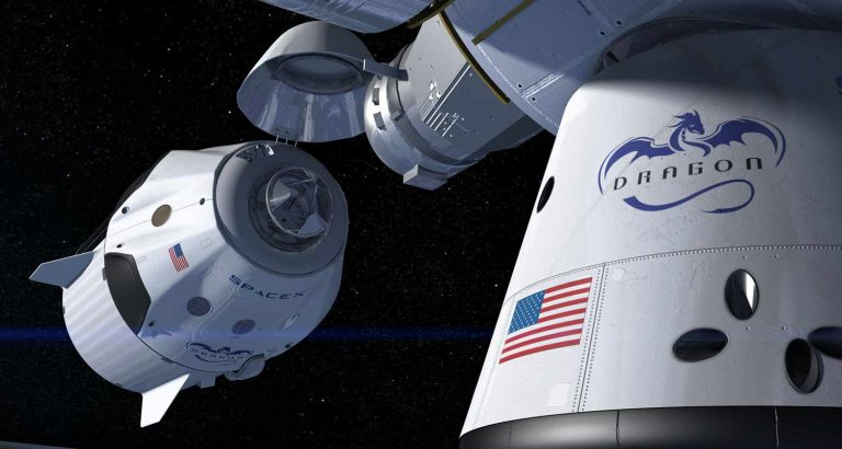Elon Musk manda in orbita i turisti con SpaceX